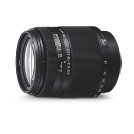 A-Mount 18-250mm F3.5-6.3 Zoom Lens, , hi-res