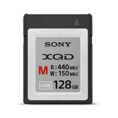 XQD M Series 128GB Memory Card