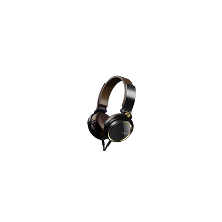 Extra Bass (XB) Headphones (Gold)