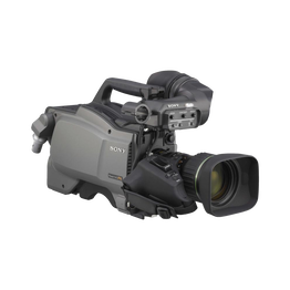 HD and SD Professional System Camera