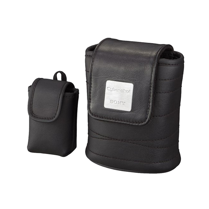 Black Carry Case for DSC-W1, , product-image