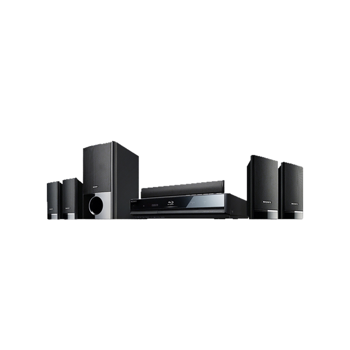 E300 5.1 Channel Blu-ray DiscS Home Theatre System, , product-image