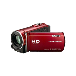 HD Handycam Camcorder (Red), , hi-res