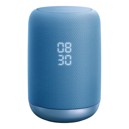 Google Assistant Built-in Wireless Speaker (Blue)
