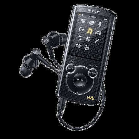 4GB E Series Video MP3/MP4 Walkman (Black), , hi-res