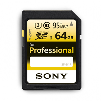 64GB PRO SD MEMORY CARD, , hi-res