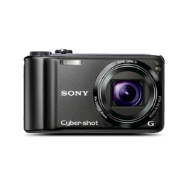 10.2 Mega Pixel H Series 10x Optical Zoom Cyber-shot (Black), , hi-res