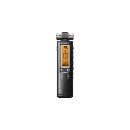 4GB SX Series MP3 Digital Voice IC Recorder (Black), , hi-res