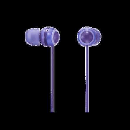 EX40 In-Ear Headphones (Deep Violet), , hi-res