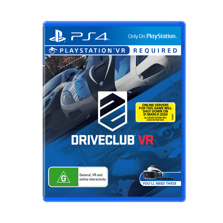 VR Drive Club, , product-image
