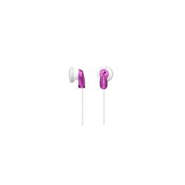 E9 Fontopia / In-Ear Headphones (Violet), , hi-res