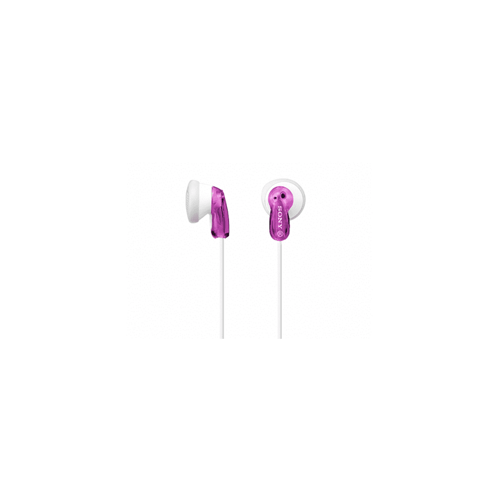 E9 Fontopia / In-Ear Headphones (Violet), , product-image