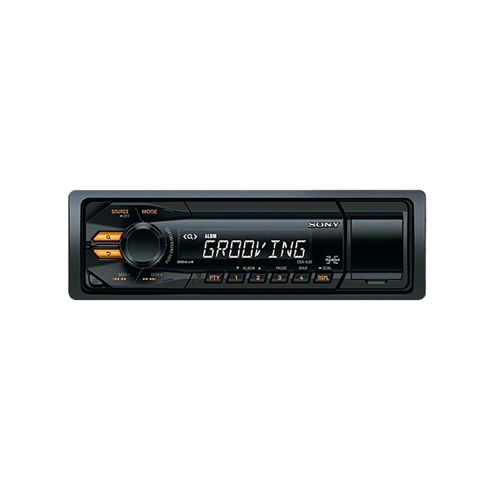 DSX-A30 LCD Display Digital Media Player, , product-image