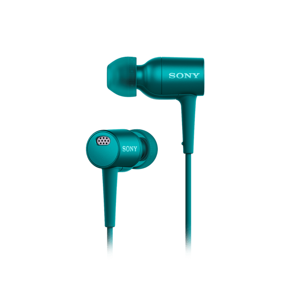 h.ear in Noise Cancelling Headphones (Blue), , hi-res