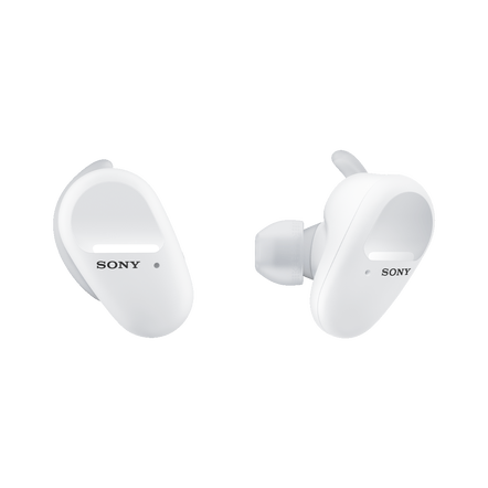 WF-SP800N Truly Wireless Noise Cancelling Headphones for Sports (White), , hi-res