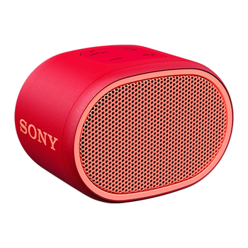 XB01 EXTRA BASS Portable BLUETOOTH Speaker (Red), , hi-res