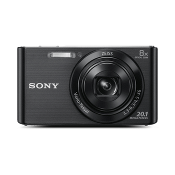 W830 Digital Compact Camera with 8x Optical Zoom (Black), , lifestyle-image