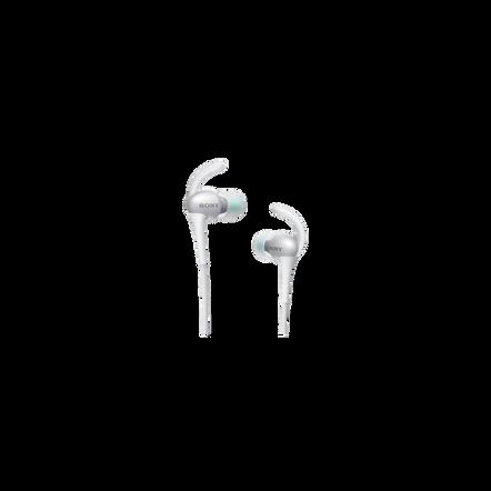 AS800AP Sport In-Ear Headphones (White)