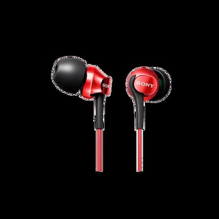 EX100 In-Ear Monitor Headphones (Red), , hi-res