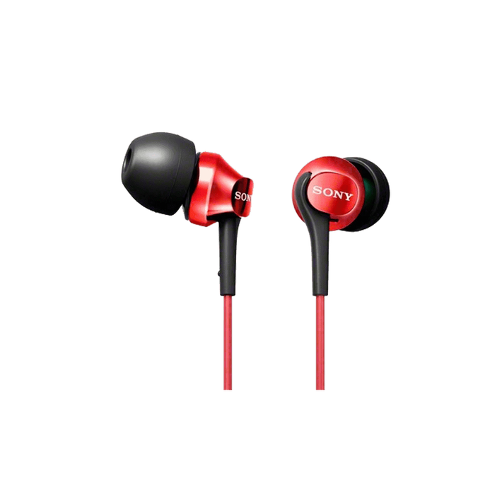EX100 In-Ear Monitor Headphones (Red), , product-image