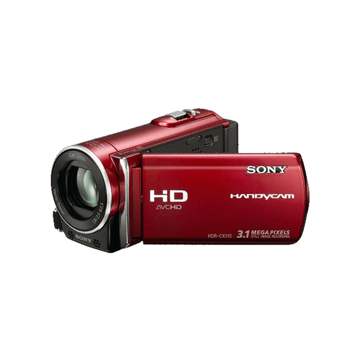 HD Handycam Camcorder (Red), , product-image