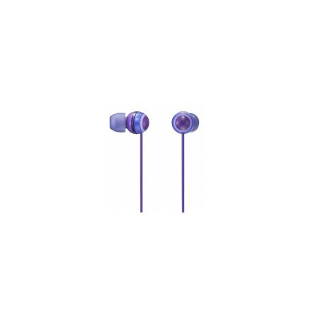 EX40 In-Ear Headphones (Deep Violet)