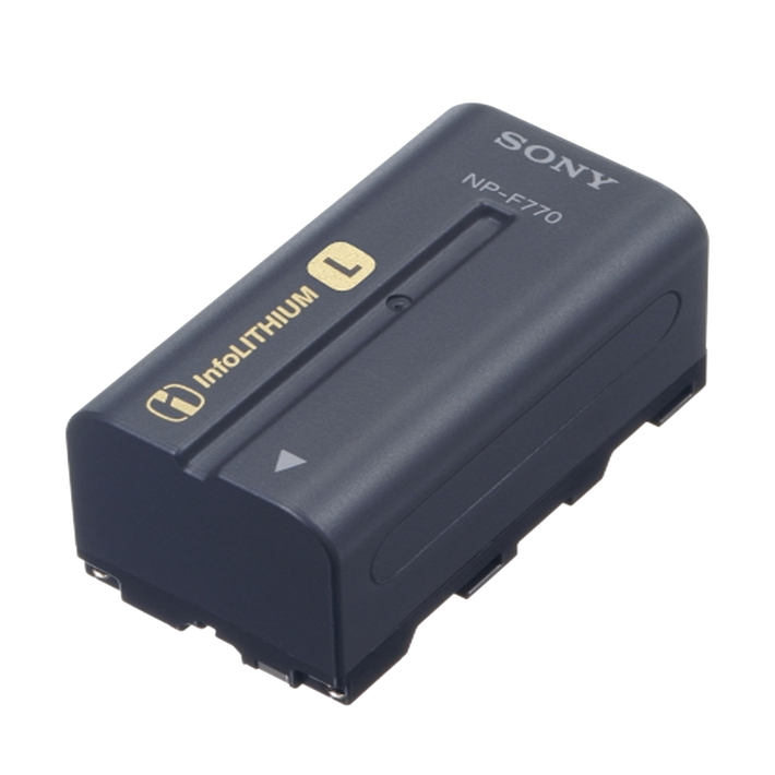 Infolithium L Series Camcorder Battery, , product-image