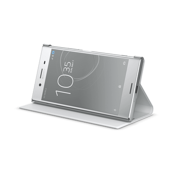Style Cover Stand SCSG10G for Xperia XZ Premium (White), , hi-res