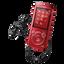 4GB E Series Video MP3/MP4 Walkman (Red)