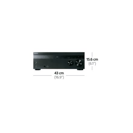 7.2ch Home Cinema AV Receiver