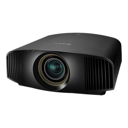 4K SXRD HDR Home Cinema Projector (Black), , hi-res
