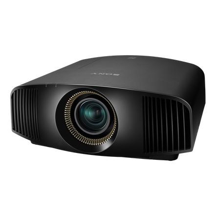 4K SXRD HDR Home Cinema Projector (Black)
