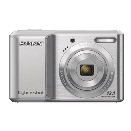 12.1 Mega Pixel S Series 3x Optical Zoom Cyber-shot (Silver), , hi-res