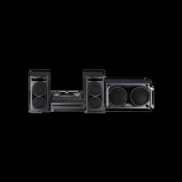 USB iPod DJ Mixing Powered Hi-Fi System, , hi-res