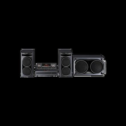 USB iPod DJ Mixing Powered Hi-Fi System