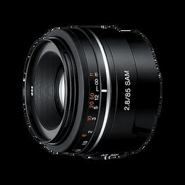 A-Mount 85mm F2.8 SAM Lens, , hi-res