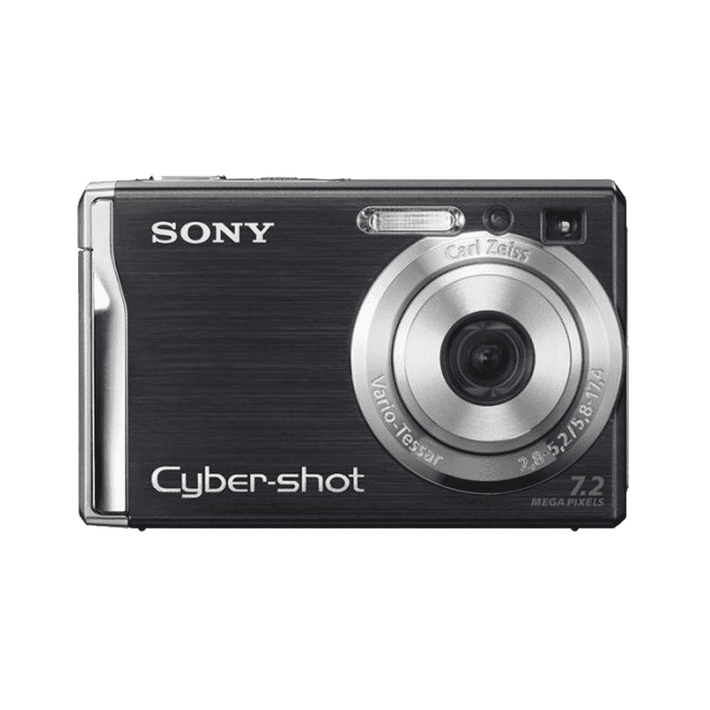 W85 Cybershot Camera (Silver), , product-image