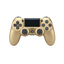 PlayStation4 DualShock Wireless Controllers Limited Edition (Gold)