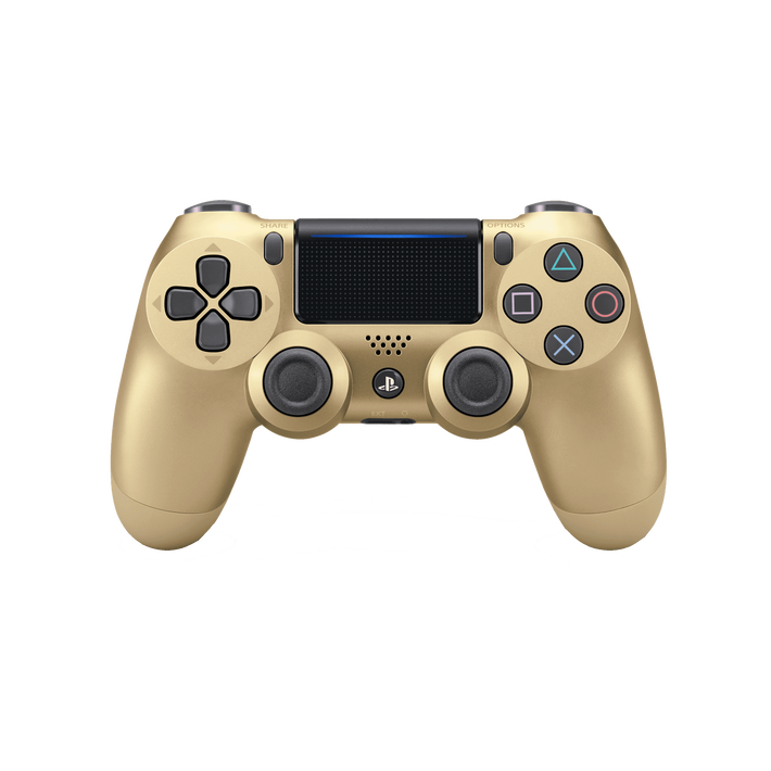 PlayStation4 DualShock Wireless Controllers Limited Edition (Gold), , product-image
