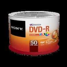 50-Pack Printable DVD-R Disc