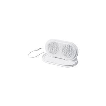 Portable Travel Speakers (White), , hi-res