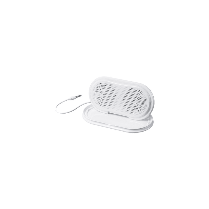 Portable Travel Speakers (White), , product-image