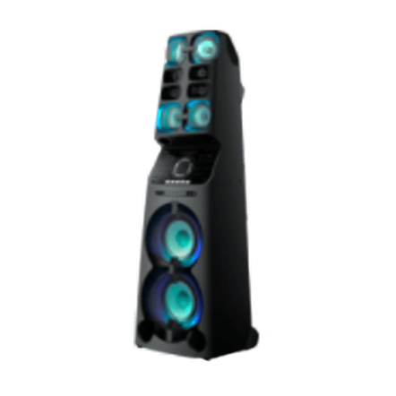 High Power Home Audio System