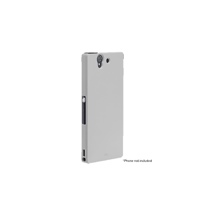 Xperia Z Barely There Case (White), , hi-res