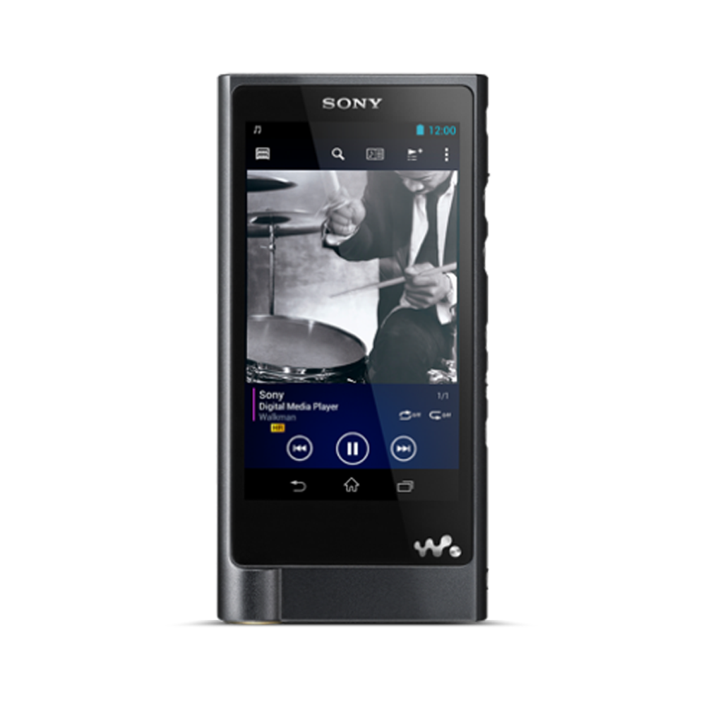 X Series High-Resolution Audio Player 128GB Walkman (Black), , product-image