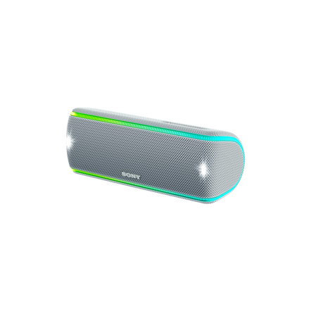 EXTRA BASS Waterproof Bluetooth Party Speaker (White)