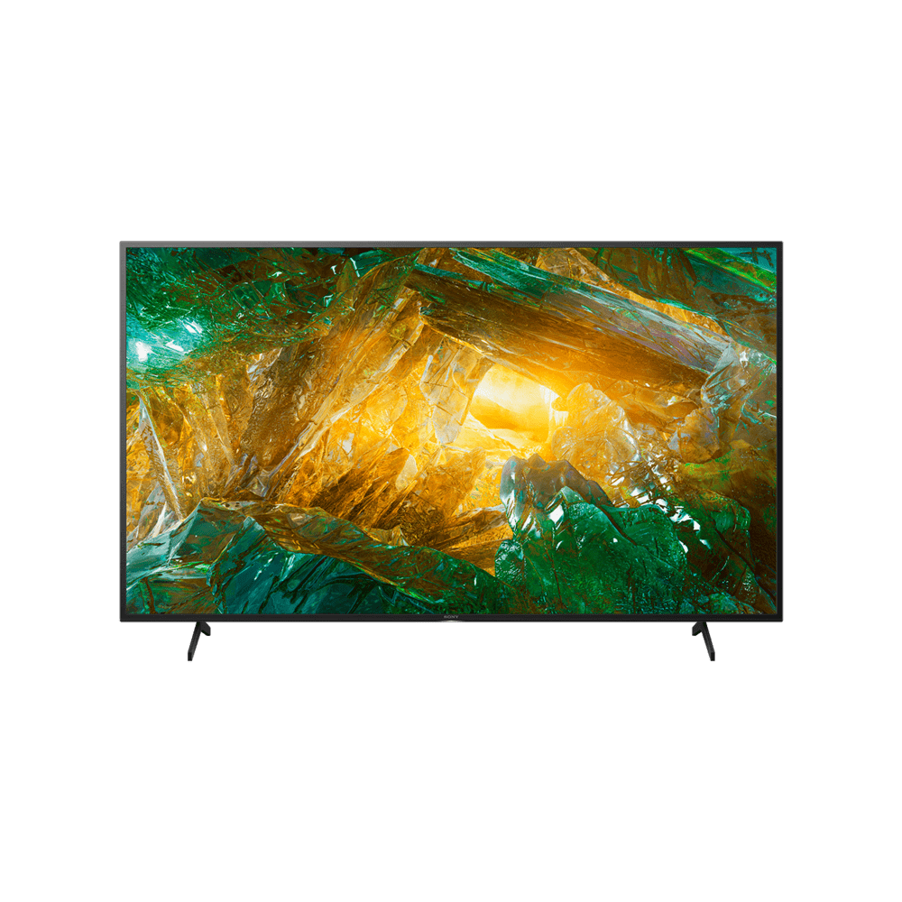 "55"" X8000H 4K Ultra HD with High Dynamic Range (HDR) Smart TV (Android TV) , , product-image"
