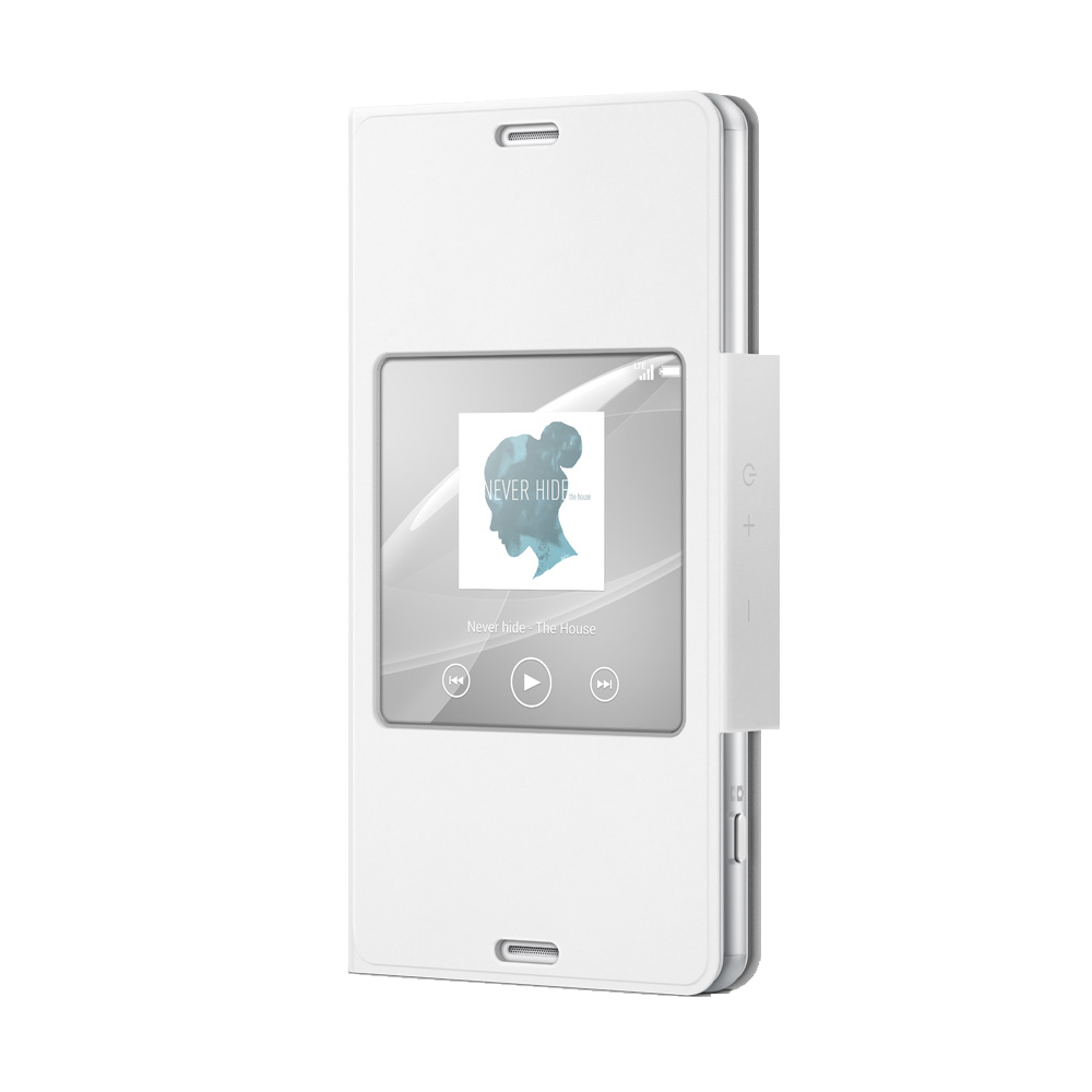 Smart Cover with Window Z3 SCR26 1287 5831, , hi-res