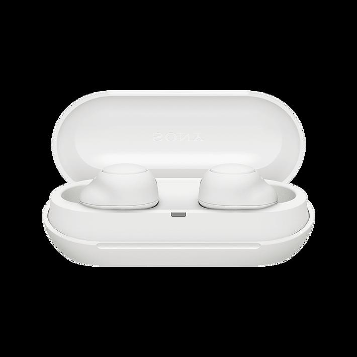 WF-C500 Truly Wireless Headphones (White), , product-image