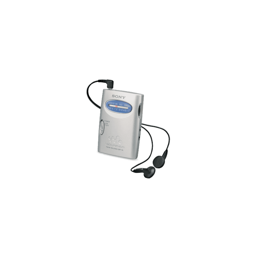 SRF-59 Pocket Radio Walkman, , product-image